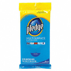 Multipurpose Cleaning Wipes, PK 12