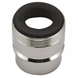 Faucet Adapter, 15/16-27 and 55/64-27
