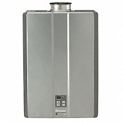 Water Heater, Tankless, 3/4 In, LP