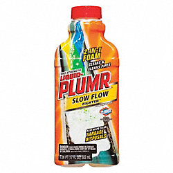 Foam Drain Maintainer, Size 17 oz., PK 12