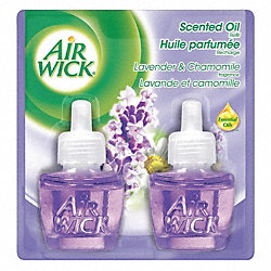 Scented Oil Twin Refill, PK 6