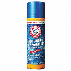 Air Freshener, Size 7 oz., PK 12
