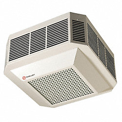 Convection Ceiling Heater, 480V, 25, 590Btu