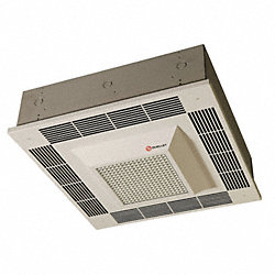 Convection Ceiling Heater, 240V, 17, 060Btu