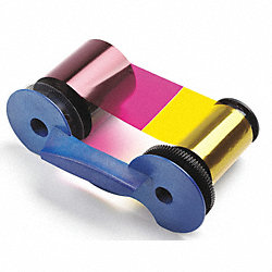 Color Printer Ribbon, Datacard