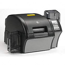 Retransfer Card Printer, Single-Sided