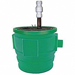 Sewage Package, w/pump, 4/10 HP
