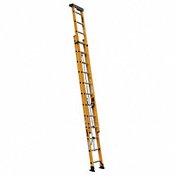 Extension Ladder, Fiberglass, 21 ft., IA