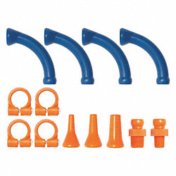 Extended Elbow Kit, 1/4In