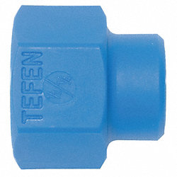 Female Pipe Reducer, 1/2 NPT to 1/4In, PK4