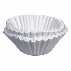 Coffee Filter, 9-3/4 x 4-1/4 In., PK 3024