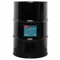 Cable Gel Solvent, 55 gal., Drum, Orange
