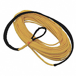 Winch Line, Synthetic, 3/8 In. x 100 ft.