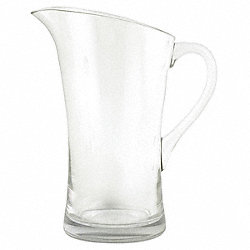Pitcher, Clear, 1.9 Qt., PK 3
