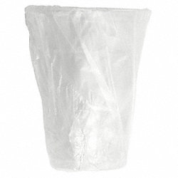 Hotel Cup, Wrapped, Clear, 9 oz., PK 1000