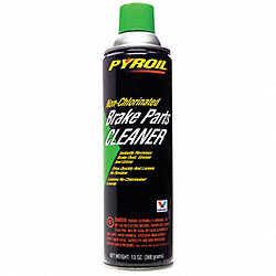 Brake Parts Cleaner, Non-Chlo., 13 OZ.