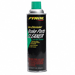 Brake Parts Cleaner, Low VOC, 13 Oz.