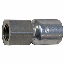 Fitting, Female NPT, Straight, 3/4
