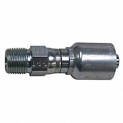 Fitting, Male NPT Swivel, Straight, 3/8