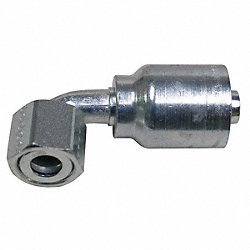 Hose Fitting, Female ORS, Elbow, Hose 3/8