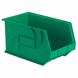 Part Bins, 10Hx11Wx18D, Green
