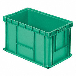 Distribution Container, 24x15x14, Green