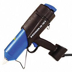 Glue Gun, Hot Melt, 600 Watt, 12 1/4 In.