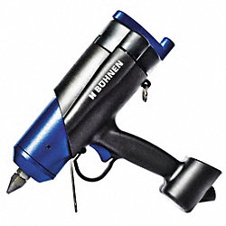 Glue Gun, Hot Melt, 600 Watt, 9 1/2 In.