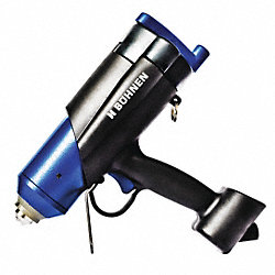 Glue Gun, Hot Melt, 600 Watt, 10 In.