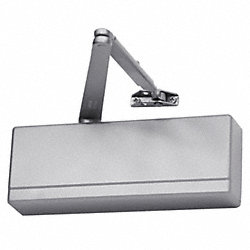 Door Closer, Cast Iron, 11-3/4 In.