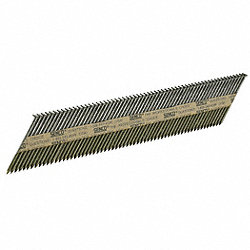 Collated Framing Nail, 34 Deg., PK 2500