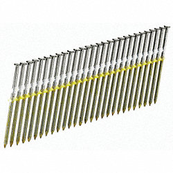 Collated Framing Nail, 20 Deg., PK 4000