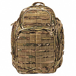 Backpack, Rush 72, Multicam
