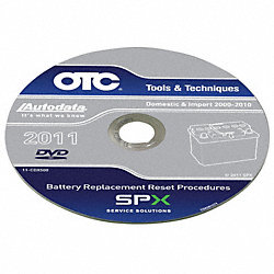 Battery Diagnostic CD