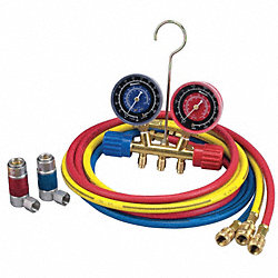Brass Manifold Hose Kit