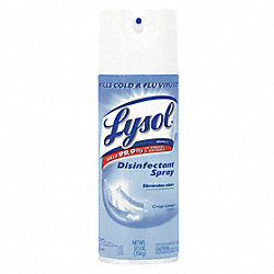 Disinfectant Spray, 12.5 oz, PK 12