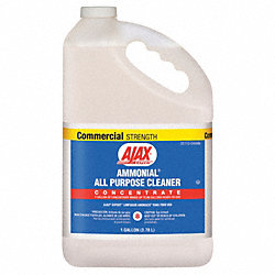 All Purpose Cleaner, 1 gal, Ammonial, PK 4