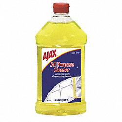 All Purpose Cleaner, 32 oz, Lemon, PK 12