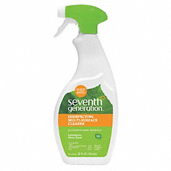 Disinfectant Cleaner, 26 oz, PK 8