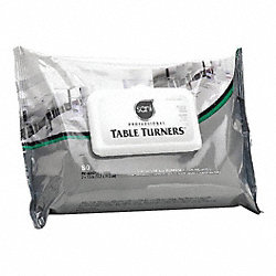 Food Service Wipes, White, Fresh, PK 960