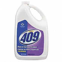 Glass & Surface Cleaner, 1 gal, PK 4
