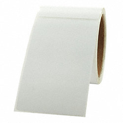 Label, White, Direct Thermal Paper, PK8