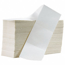 Label, White, Thermal Transfer Paper, PK2