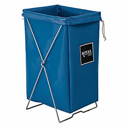 Hamper Kit, 30 gal, Blue