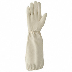 Antiflash Glove, White, OneSizeFitsAll, Pr