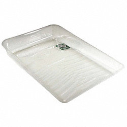 Paint Tray Liner, Biodegradable, Pk 12
