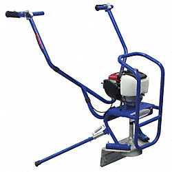 Power Screed Head, Honda 4 Stroke, 3.5HP