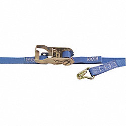 Tie-Down Strap, Ratchet, 16ft x 1In, 835lb
