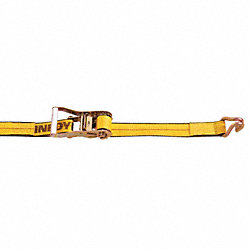 Tie-Down Strap, Ratchet, 30ft x 2In, 3335lb