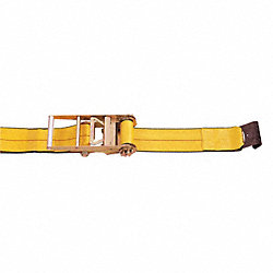 Tie-Down Strap, Ratchet, 30ft x 4In, 5400lb